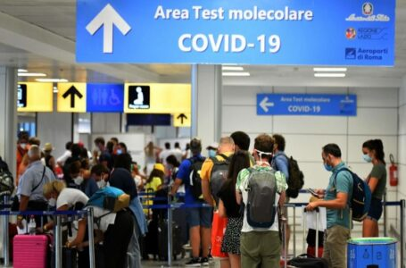 New set of travel restrictions for Americans imposed in Italy