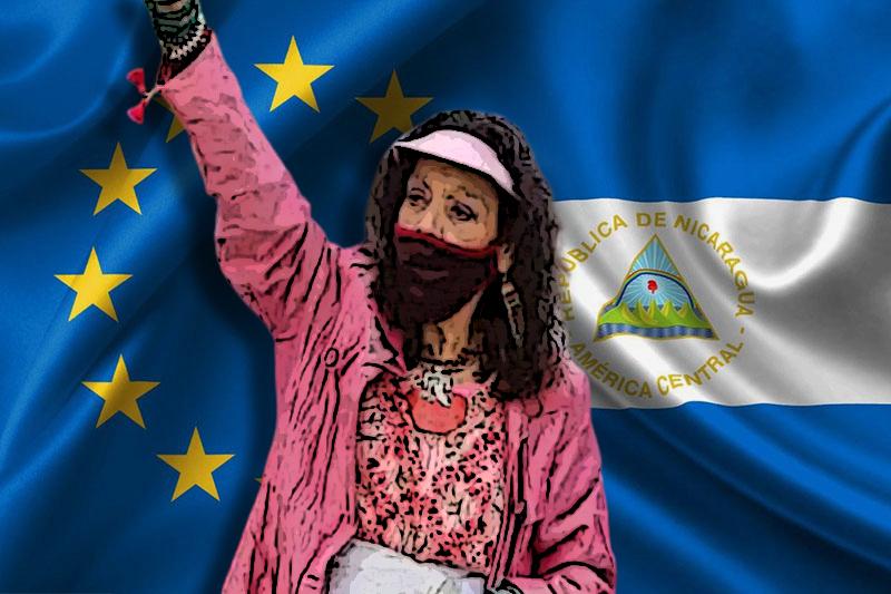 nicaraguan first lady eu sanction