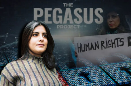 Pegasus spyware targets human rights activists & dissidents across the world