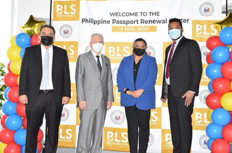 New Philippine e-Passport Renewal Centre inaugurated in Qatar to simplify application processing