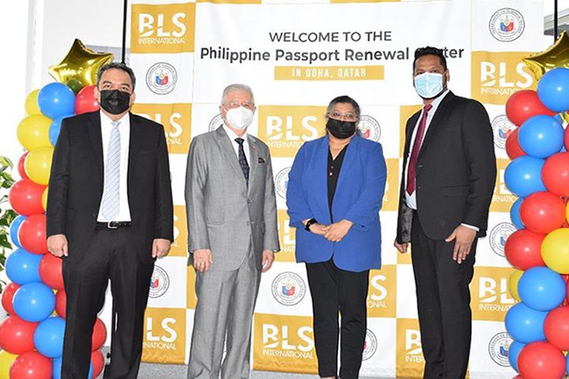 philippine_e-passport_renewal_centre_inaugurated_in_qatar