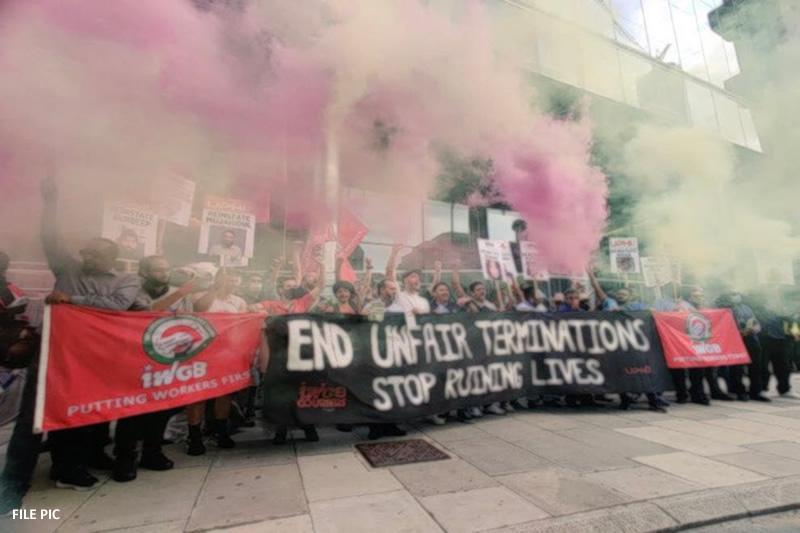 platform workers seek proper labor laws from european commission
