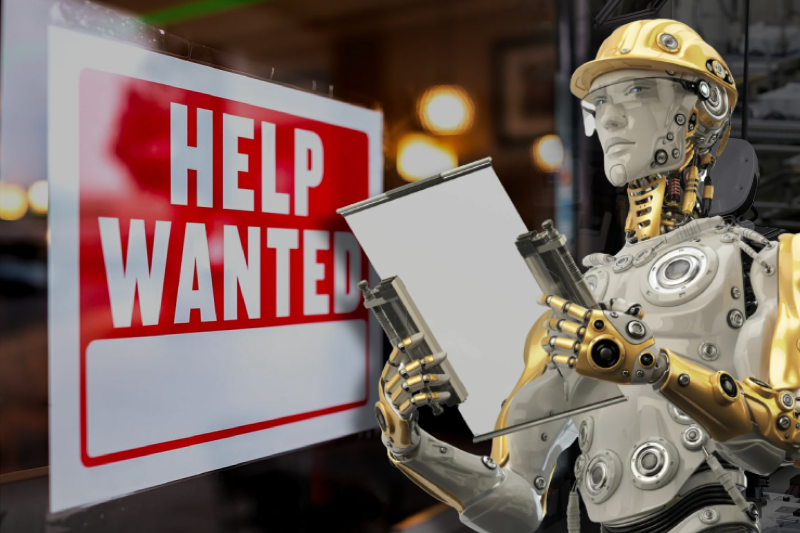 AI-and-Robots-are-substituting-humans