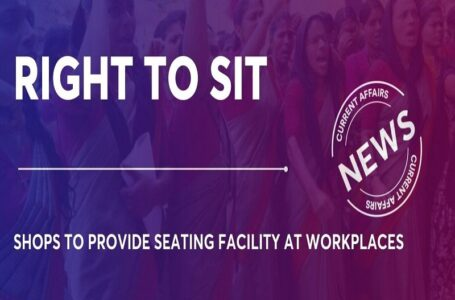 """""""Right to Sit"""" Bill: The Tamil Nadu bill that gives workers seating facilities mandate"""