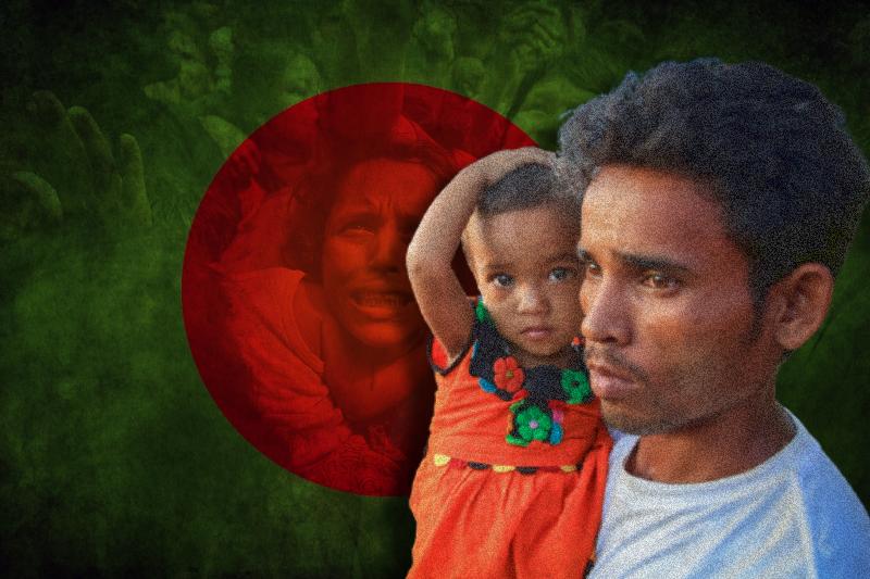 rohingya refugee activists targeted , human rights watch asks bangladesh authorities help