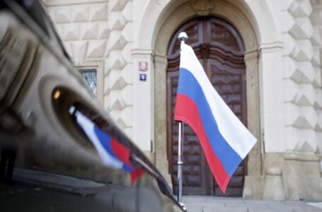 Why Is Prague Sending Back Russian Embassy Staff Back Home?