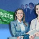 saudi women work