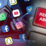 Social media on Human Rights Abuse