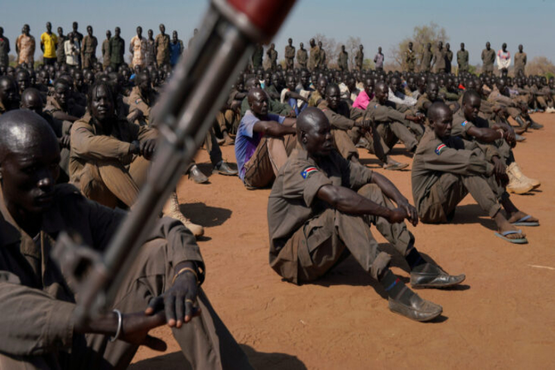 south sudan arms embargo