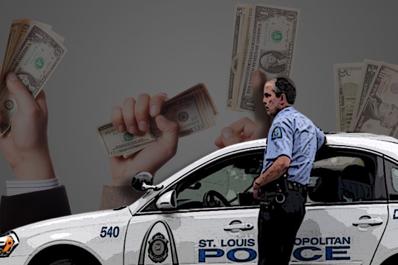 st louis police officers