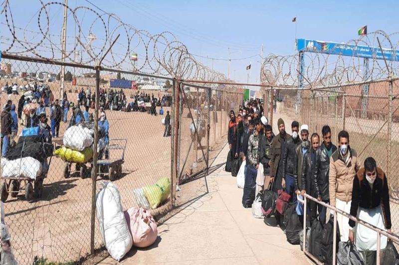 Stuck Migrant Workers in Afghanistan
