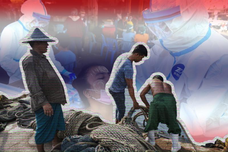 Migrants In Thailand