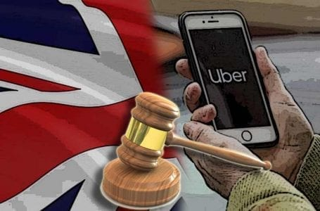 British court rules in favor of Uber drivers calling them for 'employee benefits'