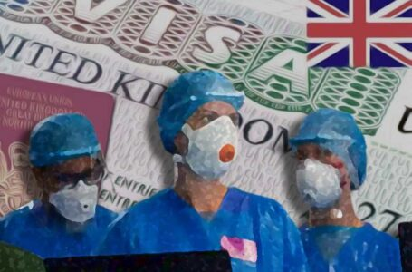 UK provides one-year free visa extension for foreign frontline health workers