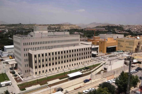 US Embassy in Afghanistan locked down as Covid-19 cases surge