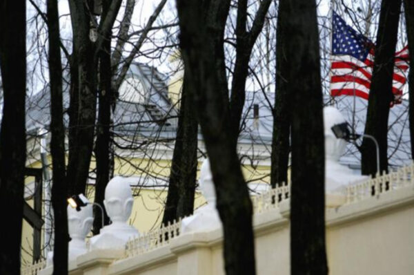 Belarus gets back at US for imposed sanctions: cuts down embassy staff number