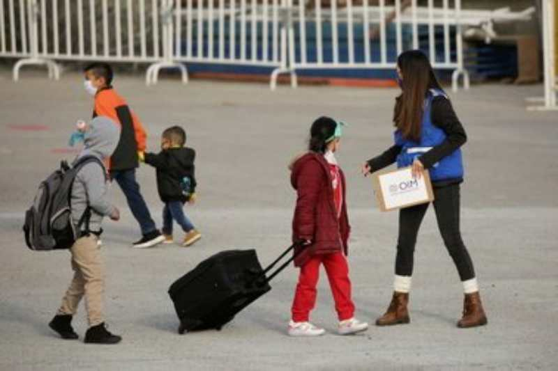 us migrant children