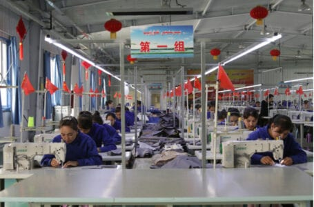 """China shrugs off UN's claims of """"forced labor"""" of Uyghurs"""