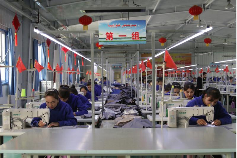 uyghurs forced labor