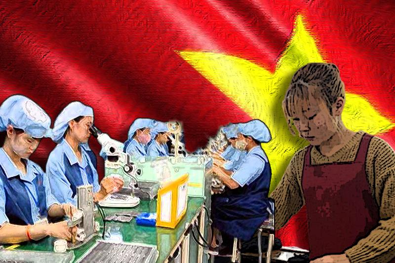 vietnam migrant workers