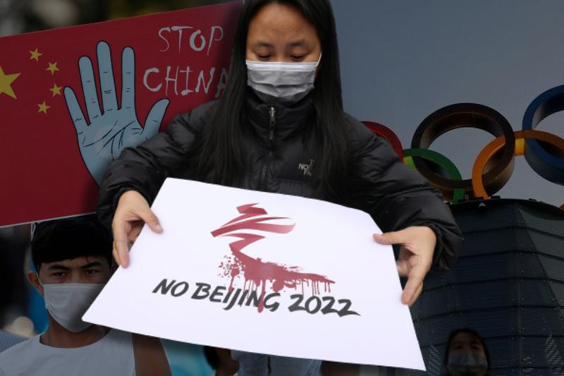 winter olympic boycott