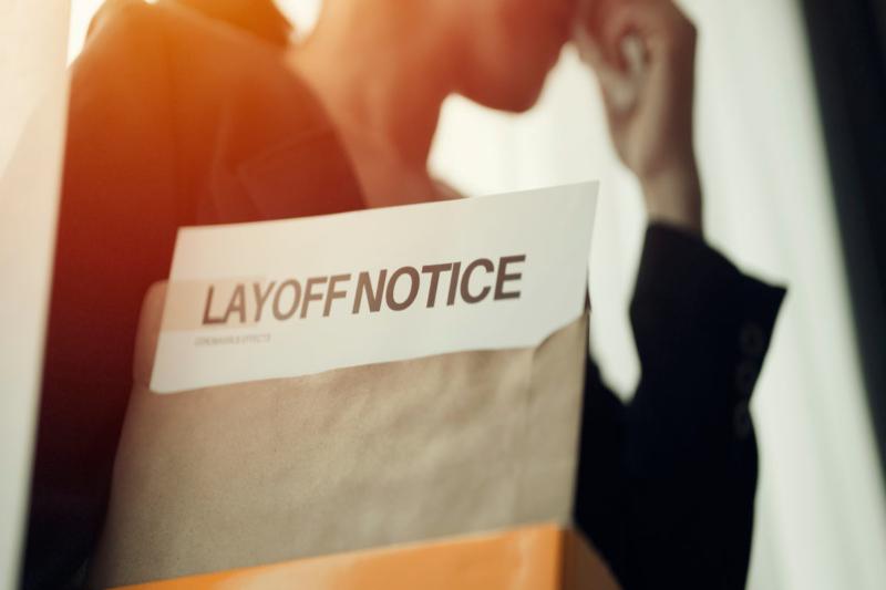 women layoff