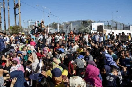 Temporary Housing For Asylum Seekers In Greece Made Possible