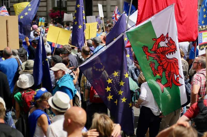 EU citizens staying in Wales