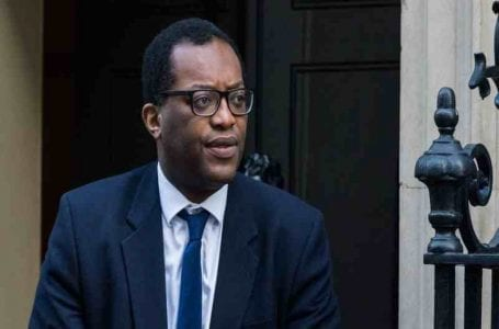 """We are not keen on watering down worker's rights"", says UK Business Secretary Kwasi Kwarteng"