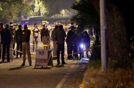 Minor IED blast occurred near Israel Embassy in Delhi, investigation in progress