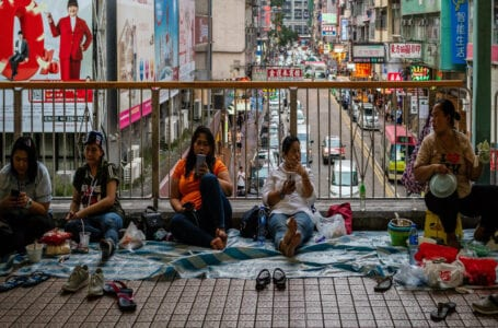 Why Hong Kong Wants Foreign Migrants To Be Vaccinated First