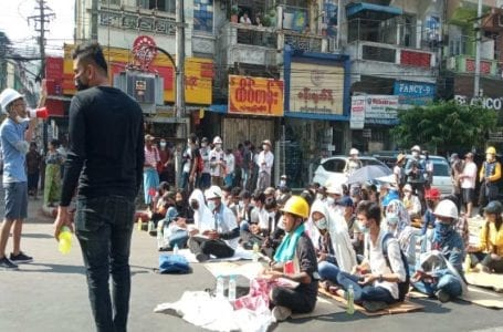 18  killed during the Myanmar protest, Indian embassy