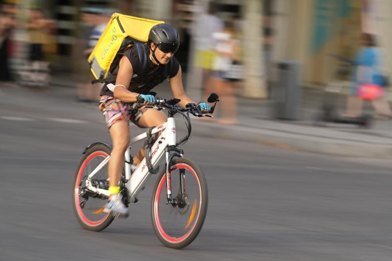 spain riders law