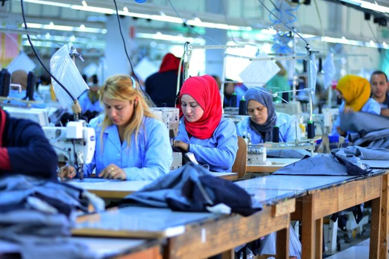 tunisia garment workers