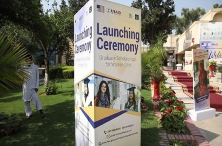 700 additional scholarships for graduate level woman in Pakistan: US embassy
