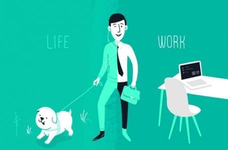 Is work-life balance an end game? It's rather a journey and a constant cycle!