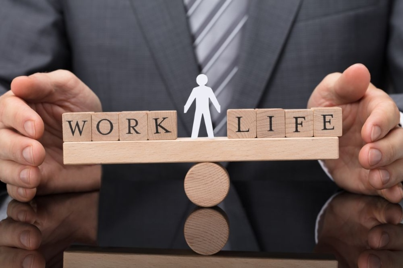 Toxic Work-Life Balance